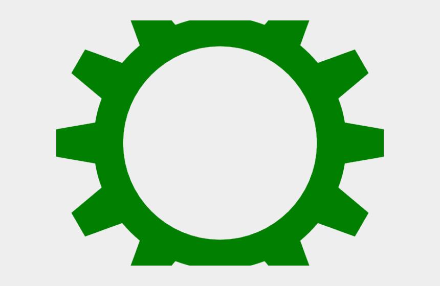 peanut shell clipart, Cartoons - Green Clipart Gears - Gear Wheel