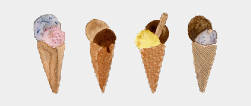 waffle cone clipart, Cartoons - Waffle Cone Clipart Food Tumblr - Ice Cream Cone