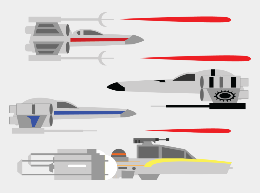 star wars ships clipart, Cartoons - Incom On The Other Hand, And Rebel Ships In General - Discord Star Wars Emoji