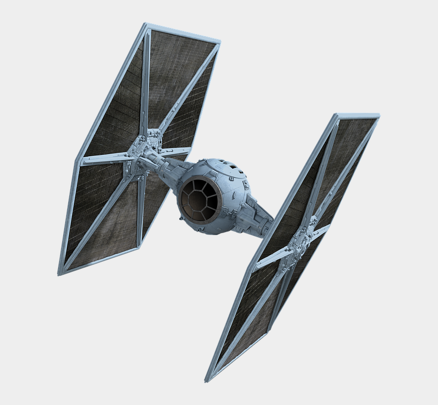 star wars ships clipart, Cartoons - Spaceship, Model, Toys, Star Wars - Star Wars Tie Fighter Png