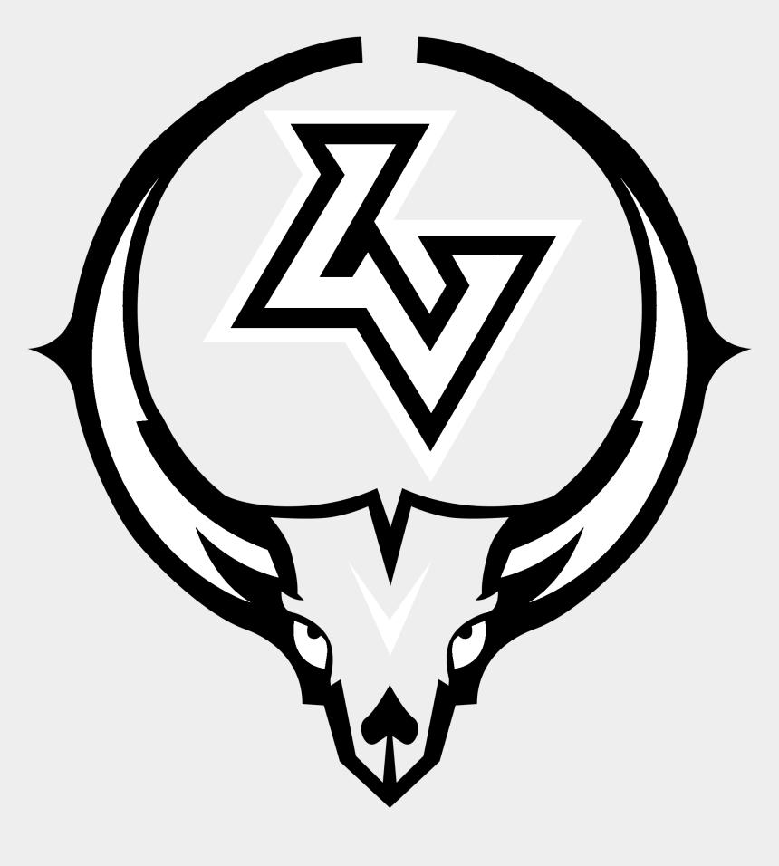 las vegas clipart black and white, Cartoons - Las Vegas Outlaws Logo Black And White - Las Vegas Nba Team Logo