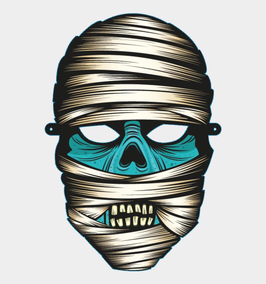 mummy head clipart, Cartoons - #mq #green #mummy #head #heads - Mascara De Terror Para Imprimir