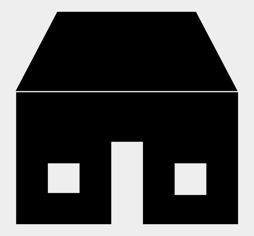 apartment building clipart black and white, Cartoons - House, Apartment, Building, Graphic - Architecture
