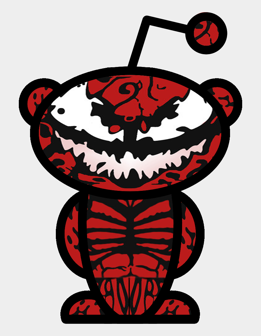 goatee clipart transparent, Cartoons - A Carnage Snoo I Made - Animated Ant Man Gif