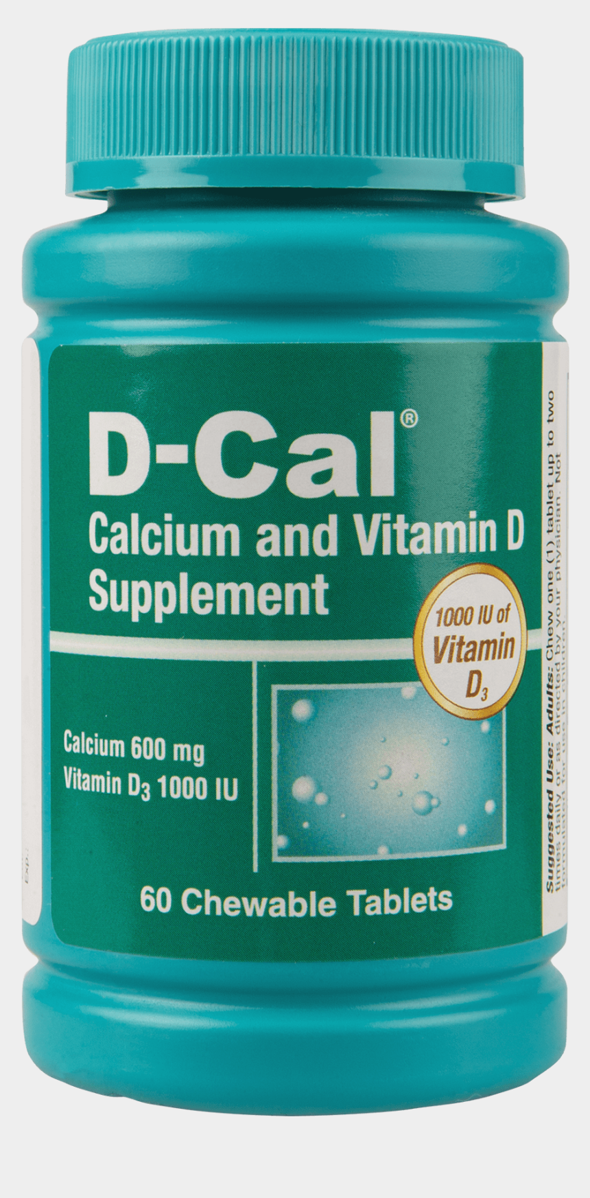 d&d clipart, Cartoons - Chewable Calcium 600mg With Vitamin D For Adults - D Cal Tablet