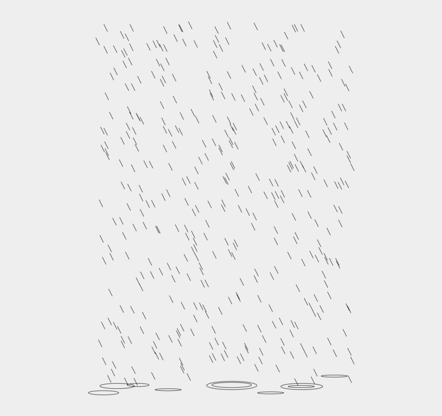puddle clipart black and white, Cartoons - Rain Computer Icons Puddle Weather Alpha Compositing - Rain Png For Picsart