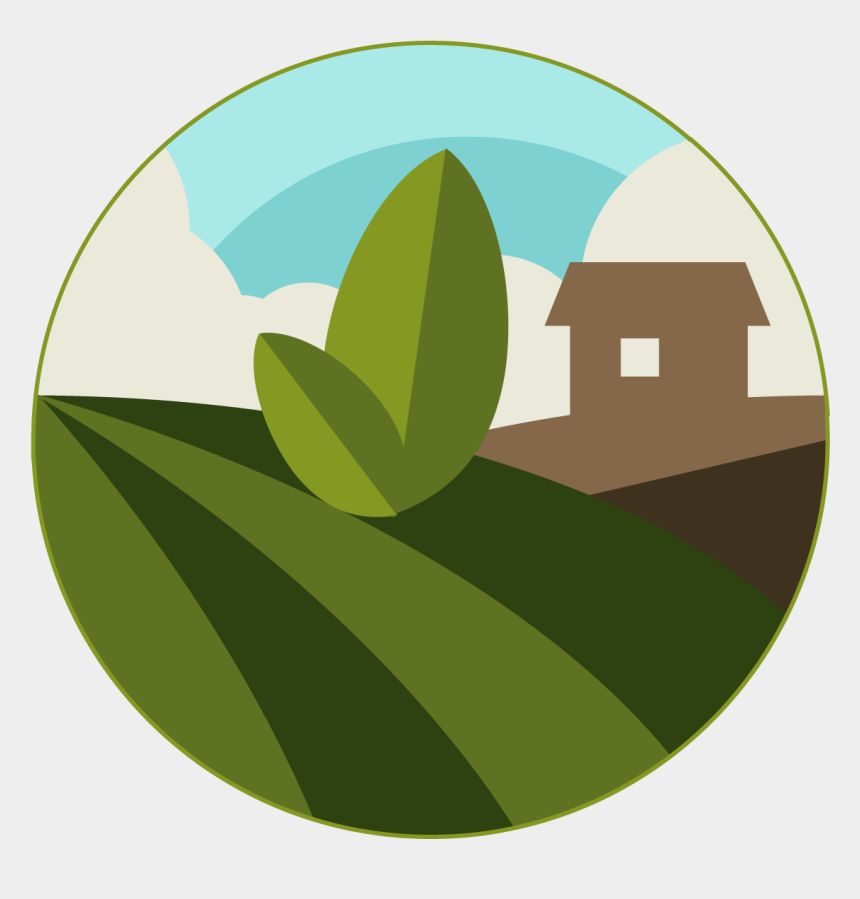 barn scene clipart, Cartoons - Rutgers New Jersey Agricultural - Farm Icon Png
