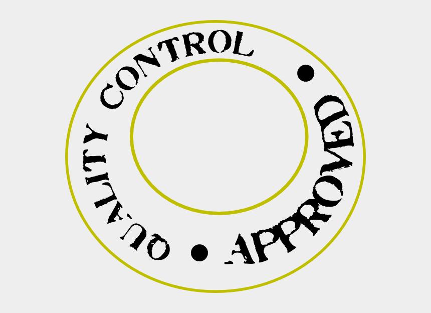 quality control clipart, Cartoons - Quality Control New Clip Art - Quality Control Icon