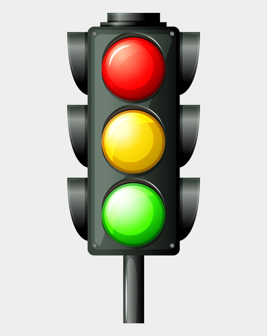 stop light clipart free, Cartoons - Traffic Light Png, Download Png Image With Transparent - Traffic Light Flashcard