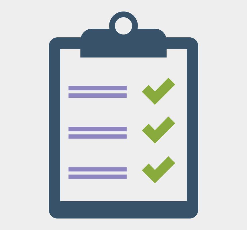 clipboard checklist clipart, Cartoons - Clipboard Checklist Check List List Form - Clip Board Clip Art Png