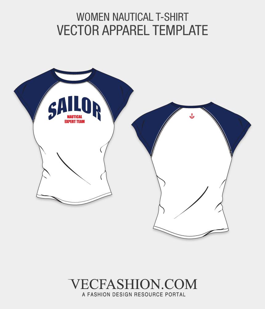 tshirt clipart outline, Cartoons - T-shirt Outline Png - Sailing T Shirt Designs
