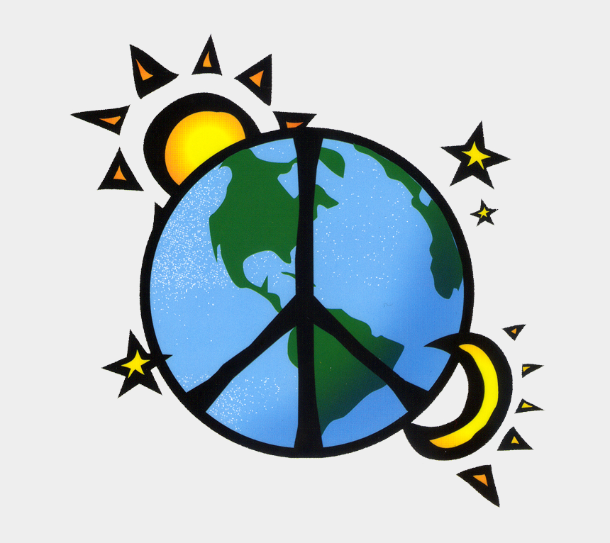 free peace on earth clipart, Cartoons - Peace On Earth Png - Circle