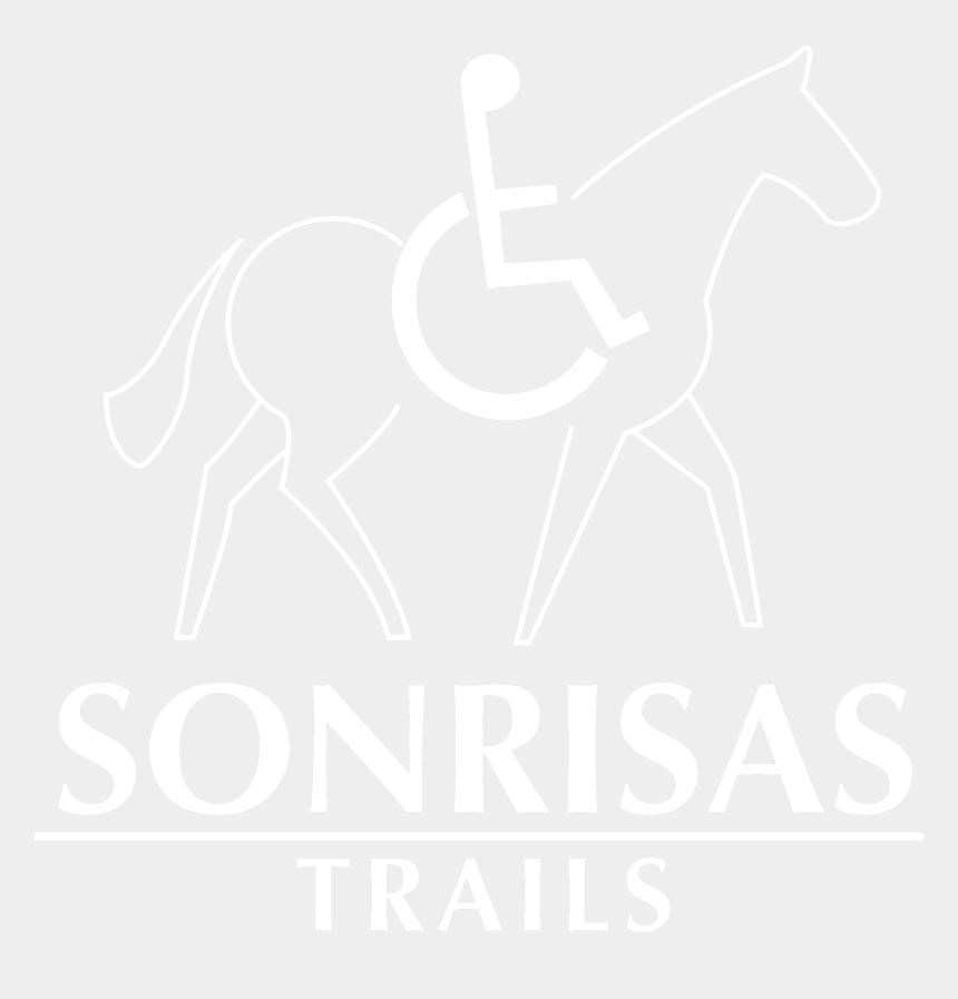 horse trail riding clipart, Cartoons - Sonrisas Trails Logo Sonrisas Trails Logo - Stallion