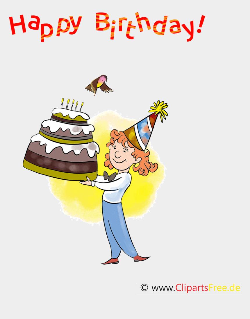 happy birthday animated clipart, Cartoons - Geburtstag Animation Gratis Clip Art Funny Birthday - Animation