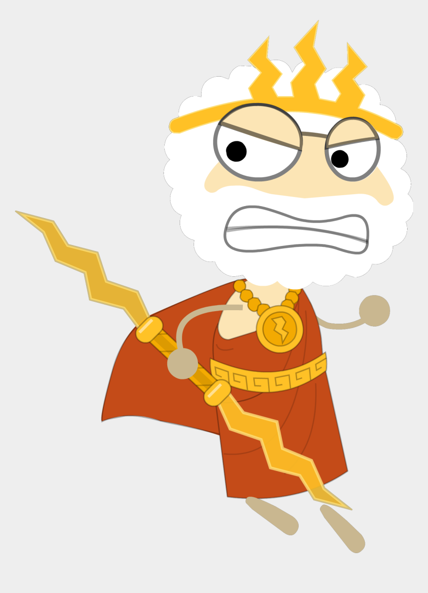 "zeus lightning bolt clipart, Cartoons - ""then All Of Poptropica Will Feel My Wrath "" - Zeus Poptropica"