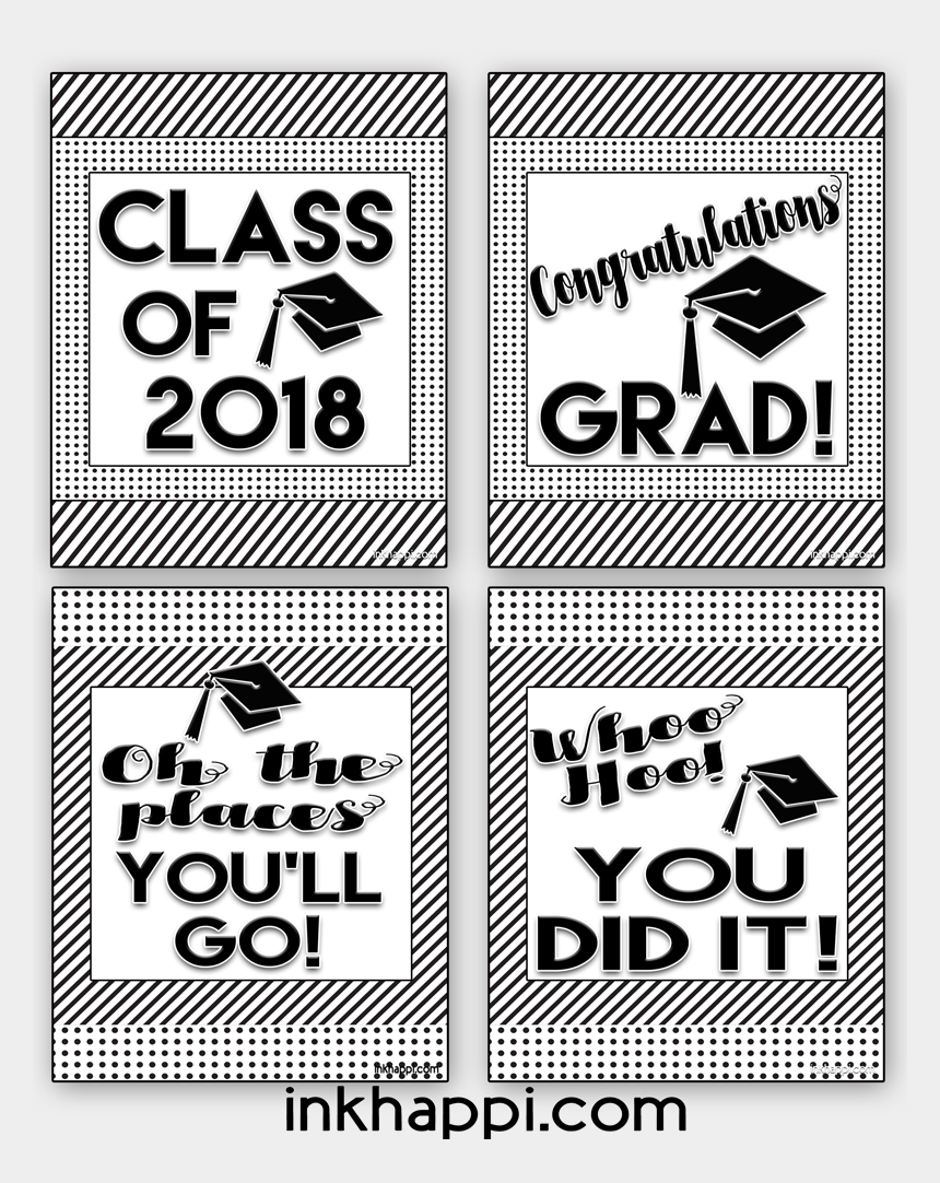 free printable graduation clipart, Cartoons - Graduation Printables And Encouraging Thoughts For - Poster