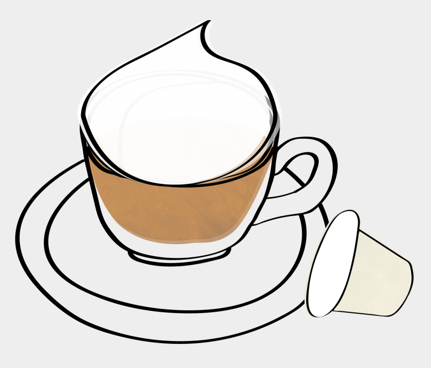 cute tea cup clipart, Cartoons - Drawing Coffee Cute