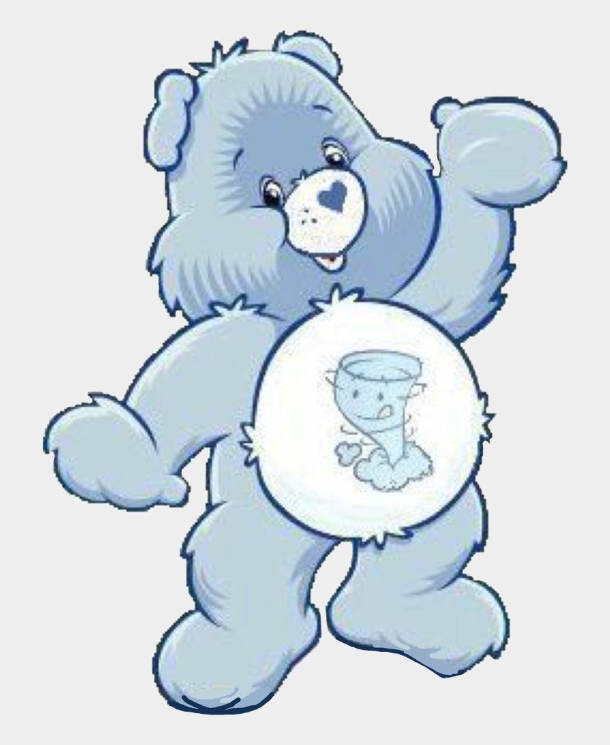 teddy bear counters clipart, Cartoons - Messy Bear - Care Bears Do Your Best Bear
