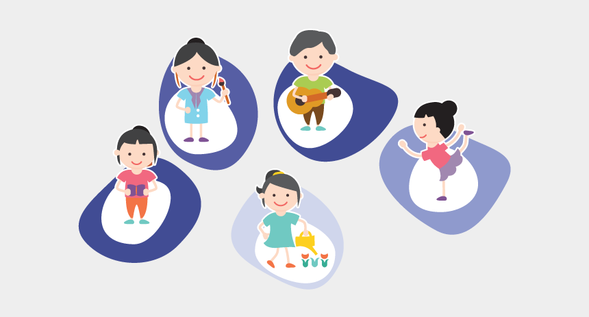 little kids playing clipart, Cartoons - Gallery Icons - Little Wings