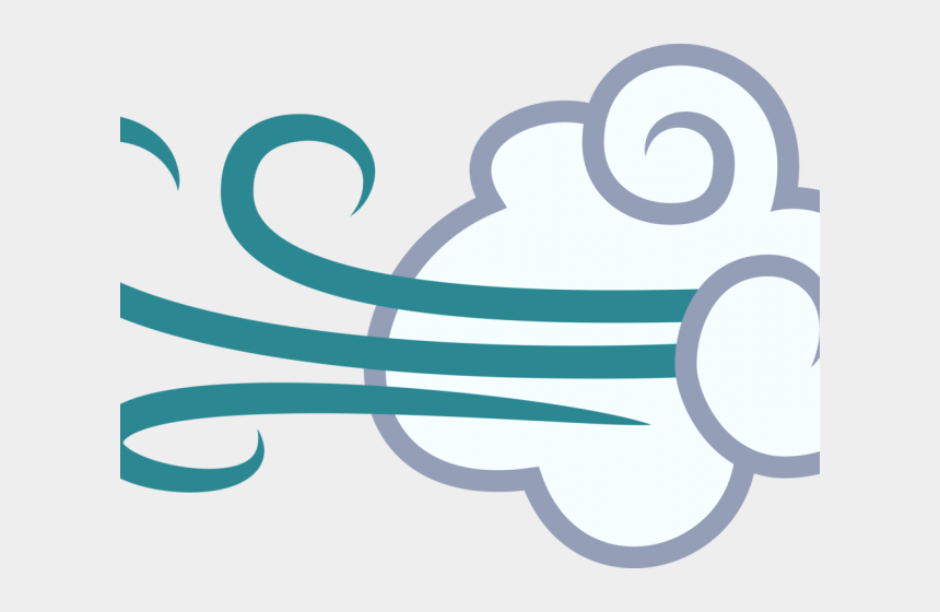 blowing air clipart, Cartoons - Wind Clipart Mark - Windy Whistles Cutie Mark