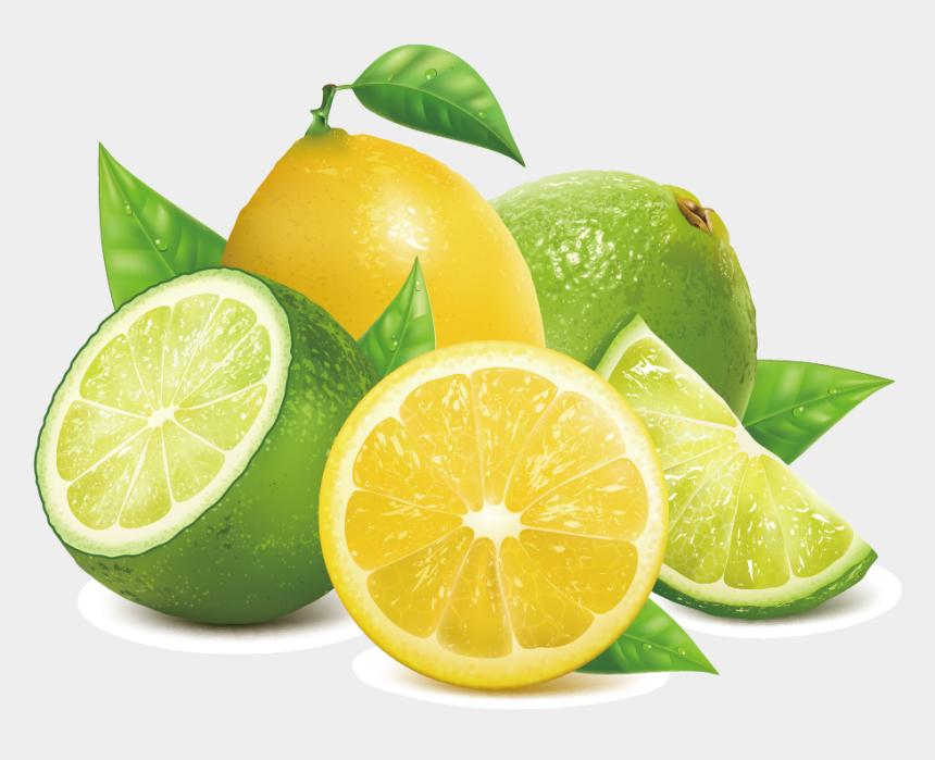 lemon and lime clipart, Cartoons - Lemon Key Lime - Лимон Лайм
