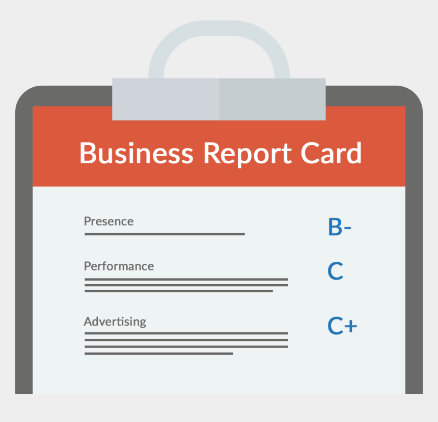 good report card clipart, Cartoons - Are You Getting An A Are You A B Student Or Are You - Business Report Card