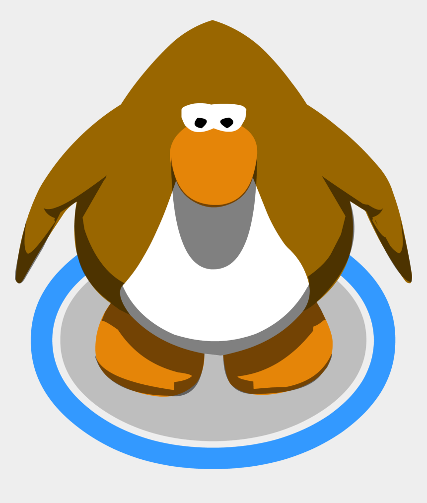 sliding penguin clipart, Cartoons - Gift Shop Manager - Club Penguin In Game