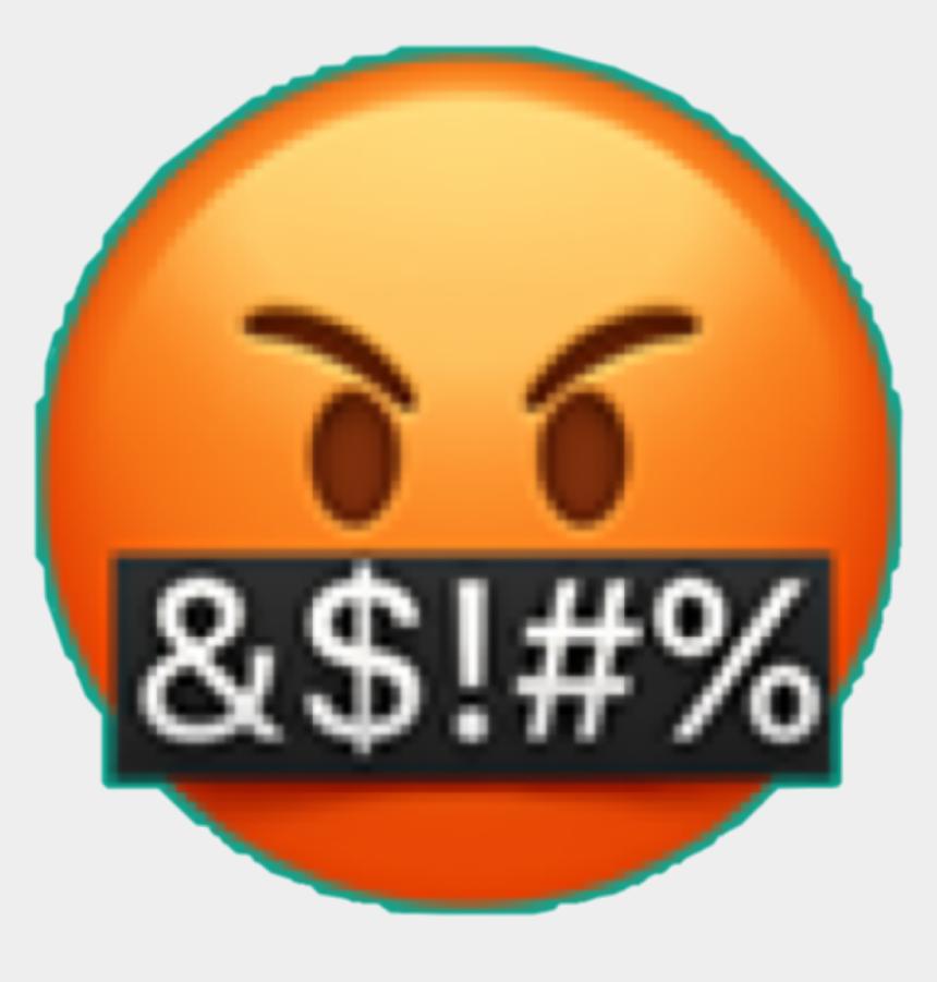 angry emoji clipart, Cartoons - #emoji #angry #somuchangry #wütend #&$ #% #freetoedit - Angry Emoji