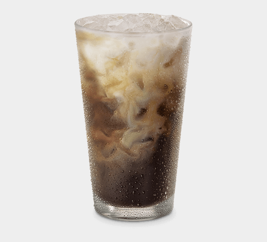 coffee & donuts clipart, Cartoons - Chick Fil A Cold Brew Iced Coffee