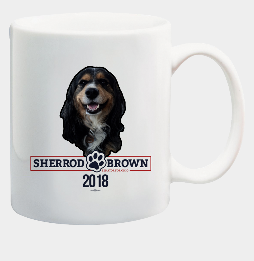 coffee & donuts clipart, Cartoons - Official Online Store - Sherrod Brown's Dog