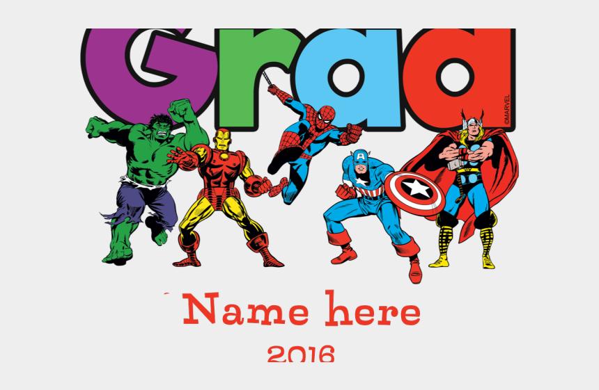 kindergarten graduation clipart 2016, Cartoons - Marvel Graduation Cliparts - Superhero Kindergarten Graduation
