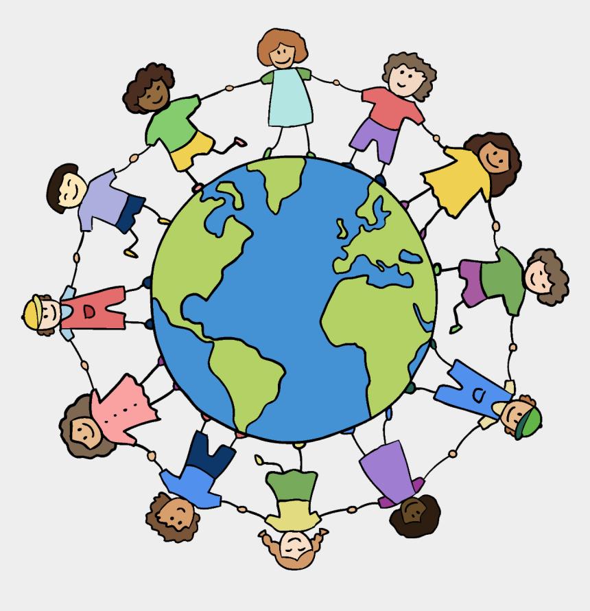 world in hands clipart, Cartoons - Clipart World Holding Hand Around World - Holding Hands Around The World