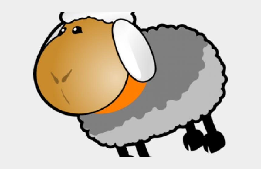 solar system clipart, Cartoons - Lamb Clipart Grey Sheep - Sheep Clip Art