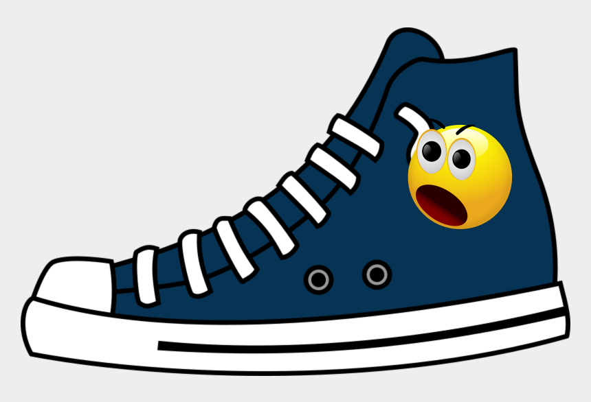 sneakers clipart, Cartoons - Converse High Top Chuck Taylor All Stars Sports Shoes - Converse Shoes Clipart
