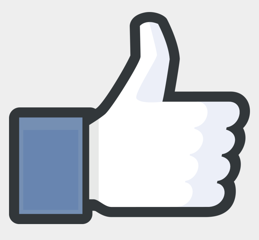 thumbs down clipart, Cartoons - Like Us On Facebook - Facebook