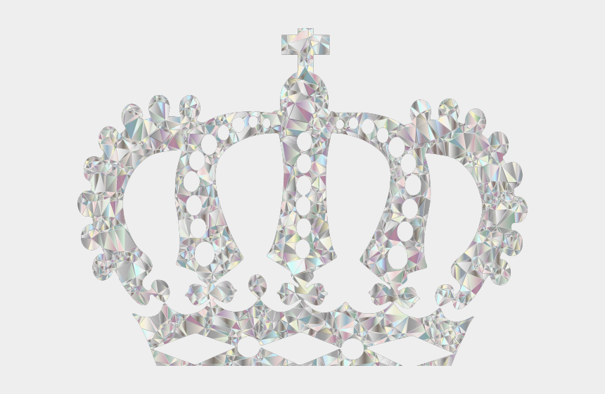 Cartoon Crown White Background – Gold crown heart royalty cartoon isolated icon design white background.