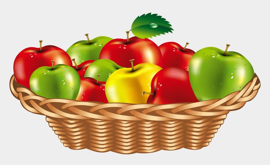fruits clipart, Cartoons - Fruit - Fruit Basket Clipart Png