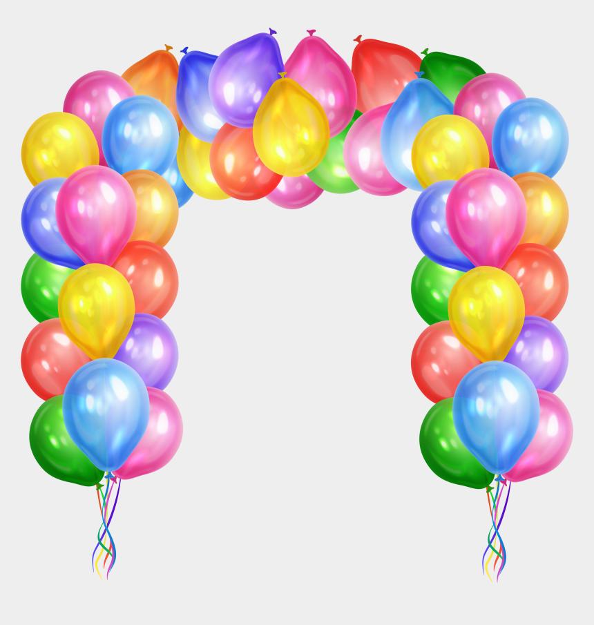 balloons clipart, Cartoons - Ballon Clipart Balloon Arch - Balloon