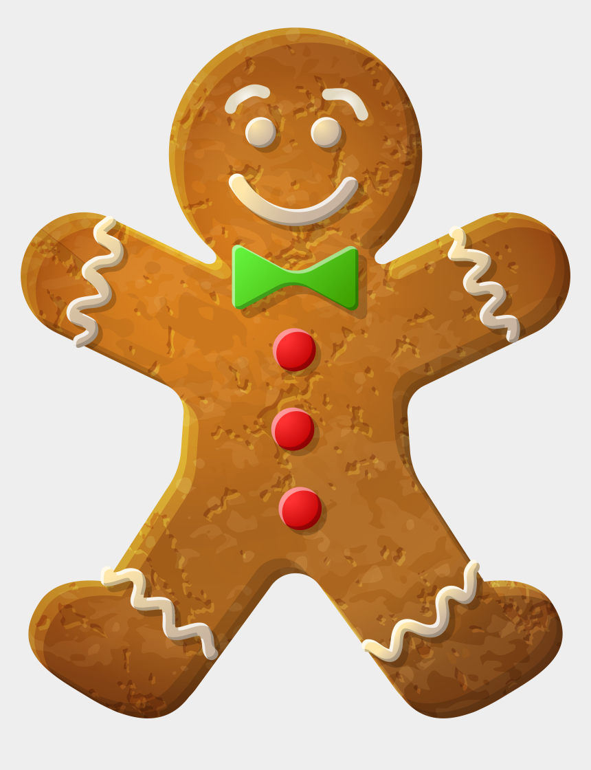 cookies clipart, Cartoons - Cookies Clipart House - Color A Gingerbread Man