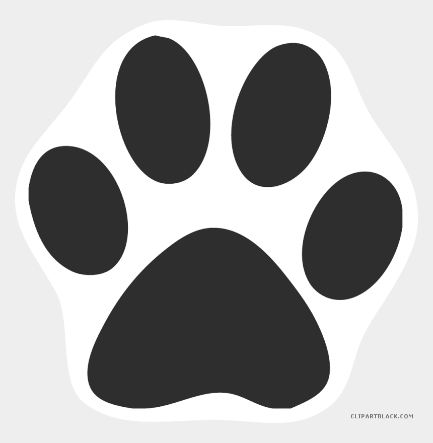 paw print clipart, Cartoons - Cat Paw Print Clipart - Cat Paw Png