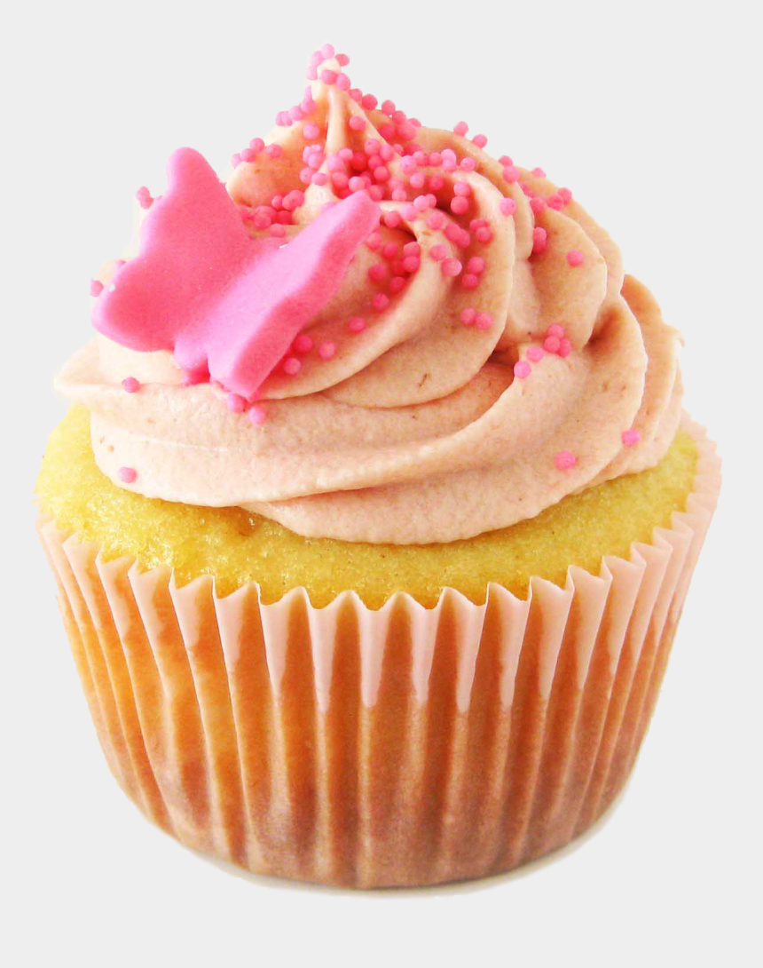 cupcakes clipart, Cartoons - Cupcakes Clipart Half Eaten Cupcake - Cupcake Passo A Passo