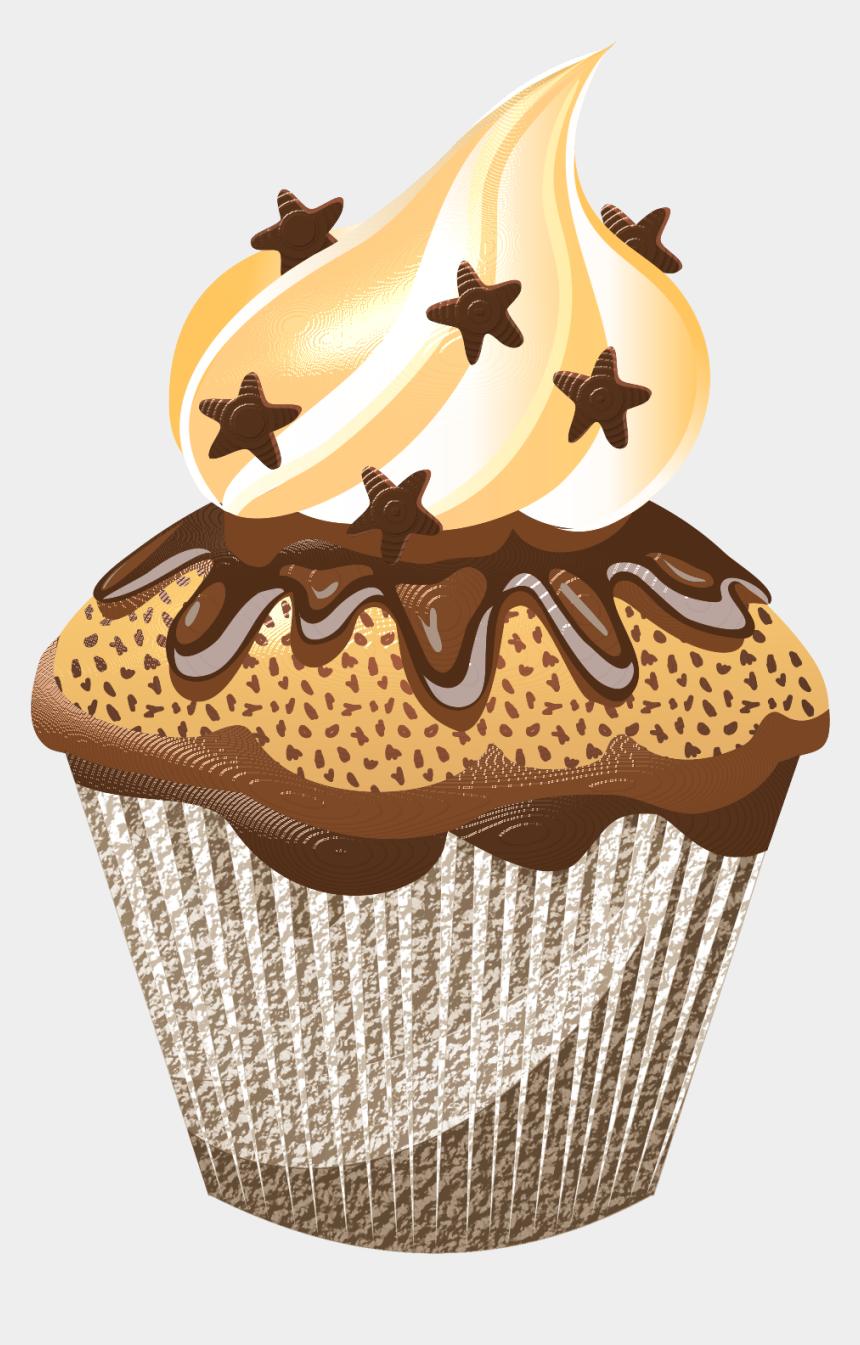 cupcakes clipart, Cartoons - *✿**✿*cupcake*✿**✿* Cupcake Clipart, - Clip Art