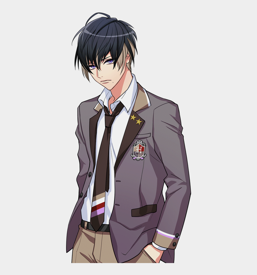 uniform clipart, Cartoons - 15 Anime School Boy Png For Free Download On Mbtskoudsalg - Anime Boy School Uniform