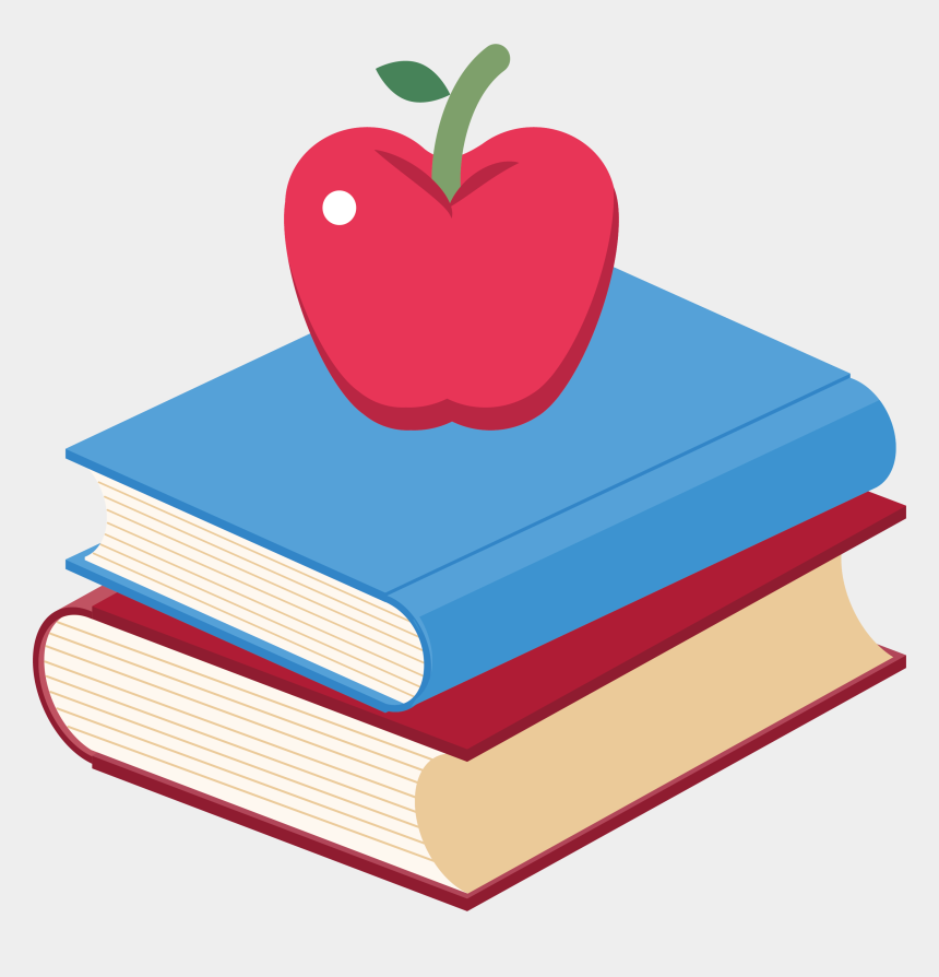 apples clipart, Cartoons - Apple Clip Art Png - Apple And Books Clip Art