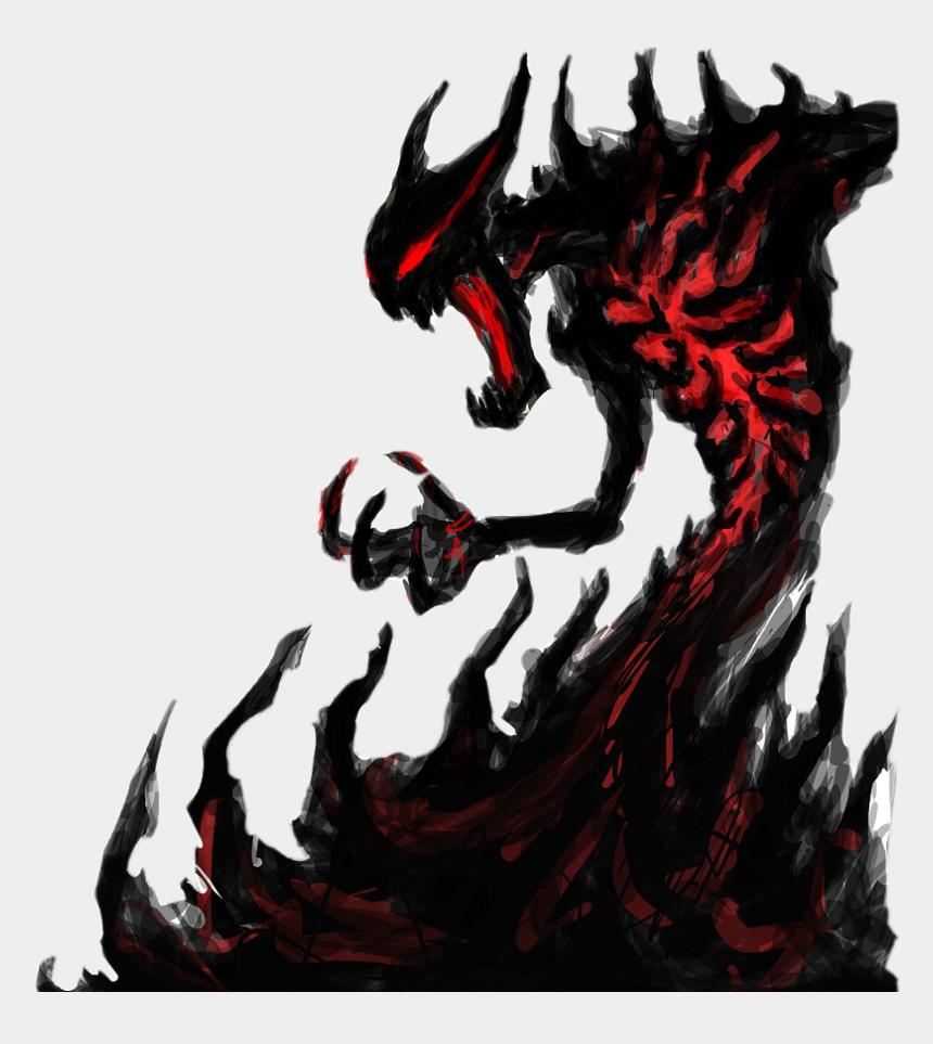shadow clipart, Cartoons - Demon Clipart Fiend - Shadow Fiend Dota 2 Render