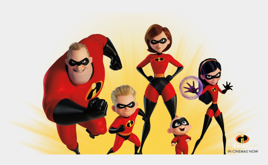 cinemas clipart, Cartoons - The Incredibles Clipart Invisible Girl - Incredibles 2 Mr Incredible Png