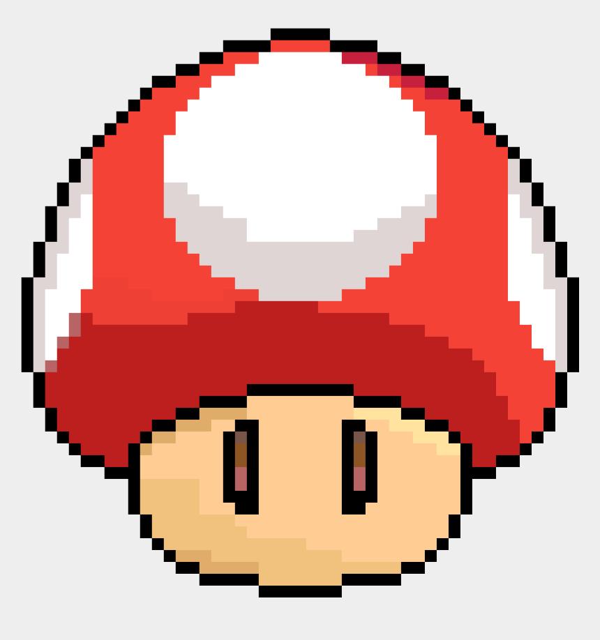 Mario Mushroom Coin Pixel Art Gif Cliparts Cartoons