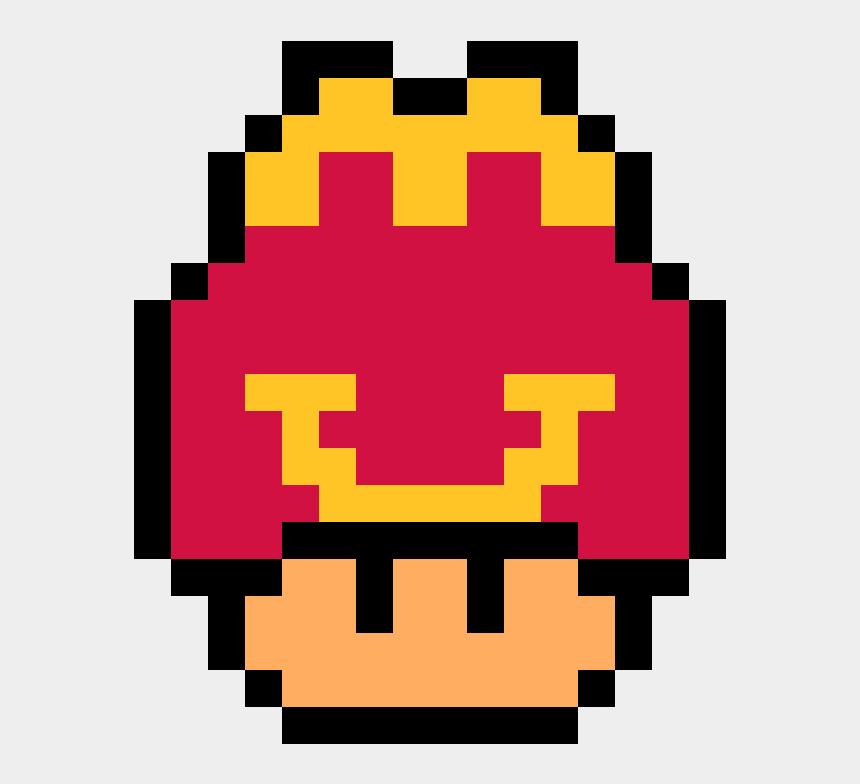 mario mushroom clipart, Cartoons - Macdonald's Happy Meal Version - 1 Up Mushroom Super Mario World