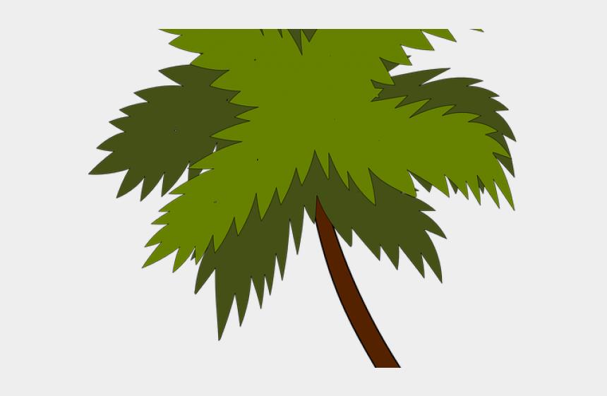 palm tree beach clipart, Cartoons - Vacation Clipart Palm Tree Beach - Coconut Tree Vector
