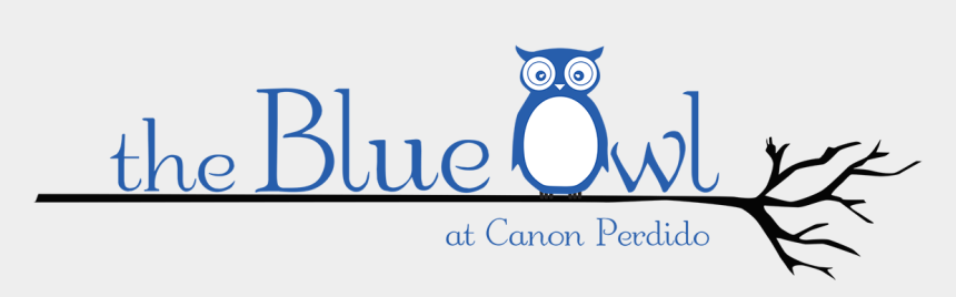 blue owls clipart, Cartoons - Blue Owl Santa Barbara